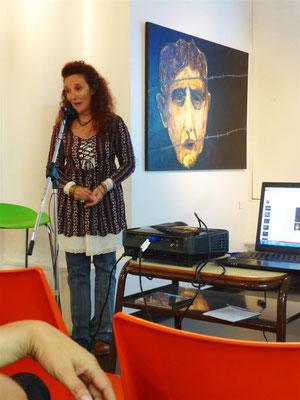 Claudia Bursuk Comisión de Relaciones Institucionales e Intercambio