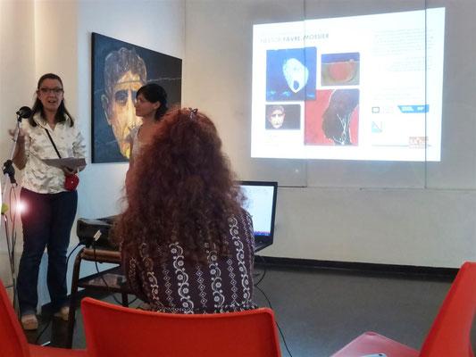 Adriana Gutiérrez Comisión de Comunicación AVSM