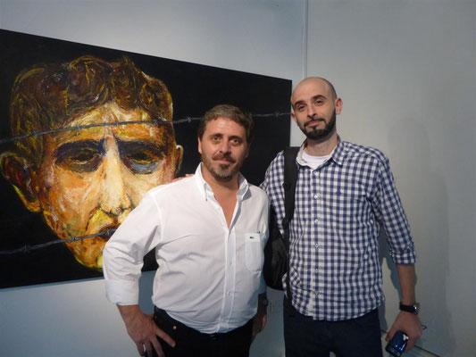 Nestor Favre Mossier y Leonel Zola