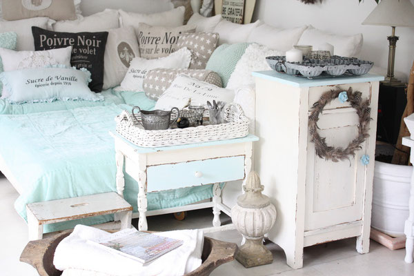 Vintage & Shabby chic - Qunst & Qrempel: Shabby chic ...