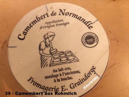 Rohmilch Cambert de Normandie
