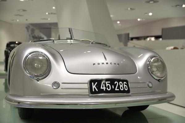 Porschemuseum I, Stuttgart