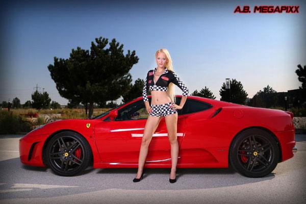 #Ferrarishooting5