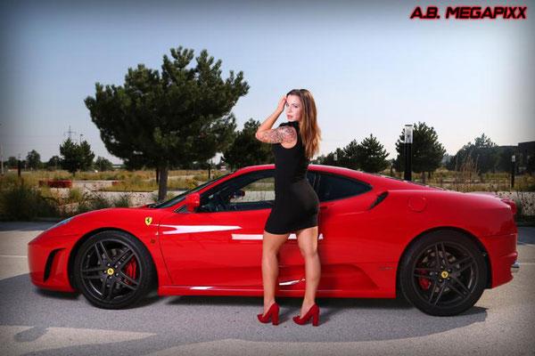 #Ferrarishooting4