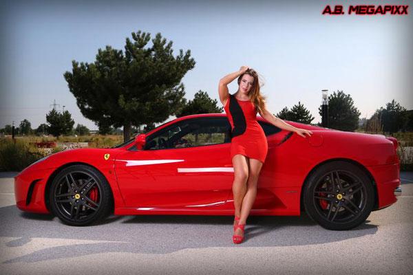 #Ferrarishooting3