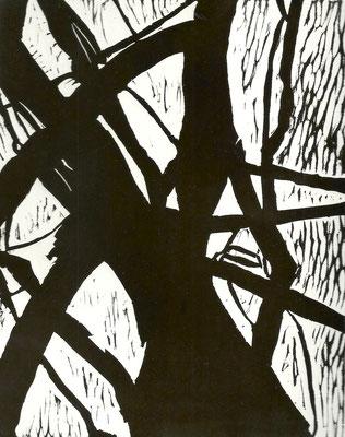 "6""x9"" Linocut, 2012"