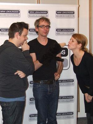 JBK & Der Maulwurfn und René Marik 2010
