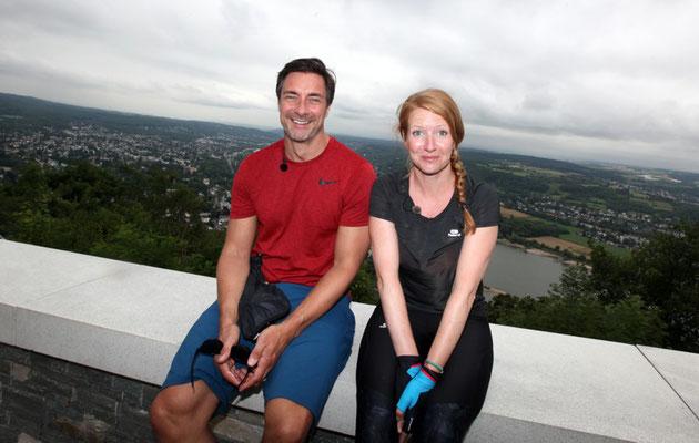 Bildrechte: WDR, René Denzer Wunderschön NRW Radtour 2017 mit Marco Schreyl