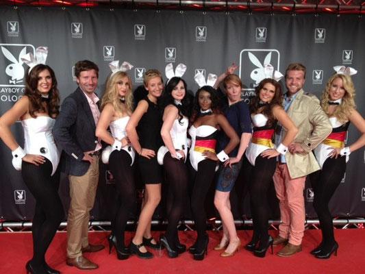 JBK @ Eröffnung Playboy Club Cologne 2012