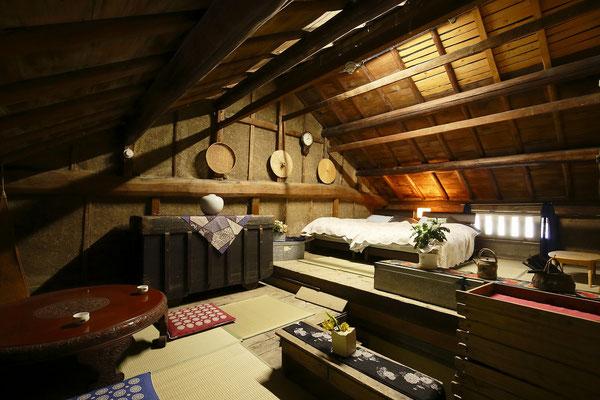 2階ベッド部屋