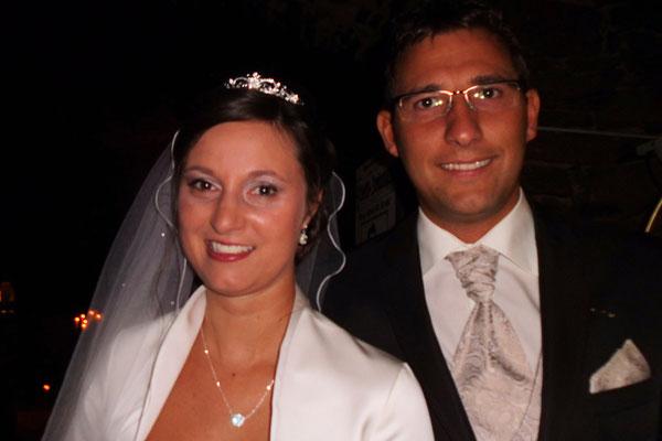 Sandra und Markus aus Regen