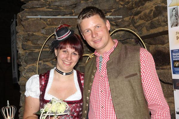 Christina und Markus aus Eppenschlag
