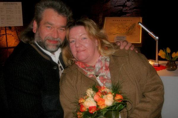 Elke und Thomas Lohr aus München