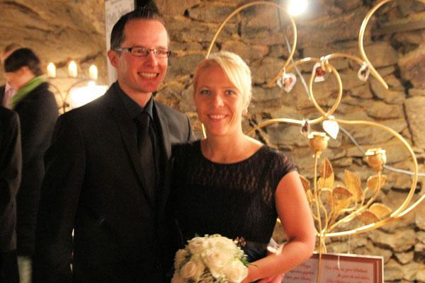 Kathrin und Stefan aus Bischofsmais