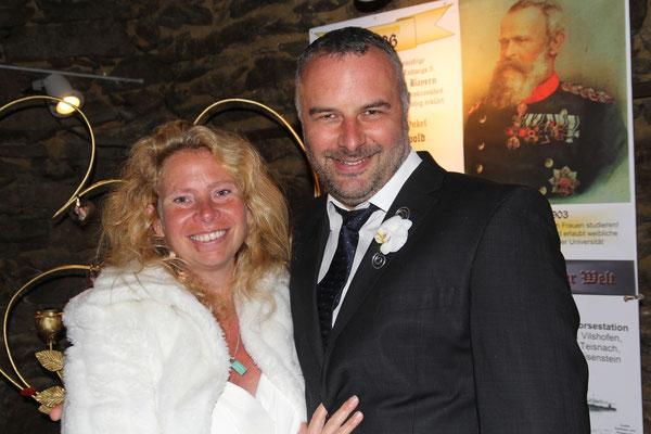 Christine und Markus aus München