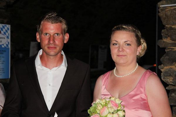 Stefanie und Andreas aus Regen