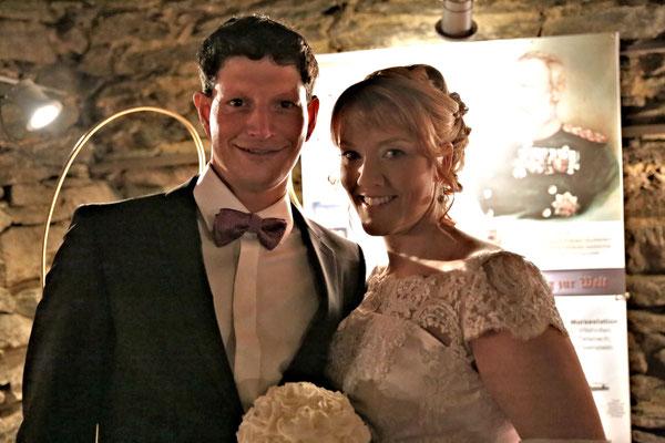 Corinna und Thomas aus Bodenmais