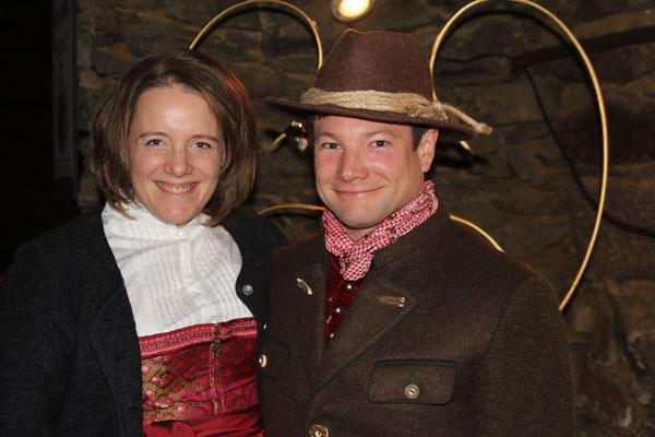 Kathrin und Martin aus Farnbach