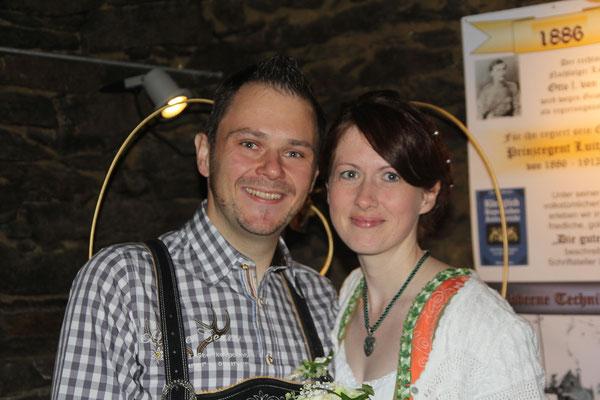 Nadja und Martin aus Kirchberg/Riedelhütte