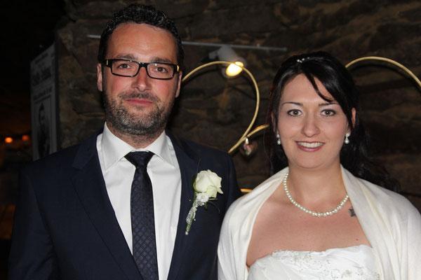 Stefanie und Christian aus Riedelhütte