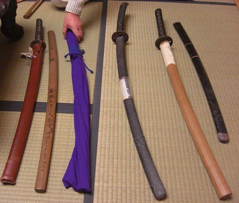 刀剣類の一部