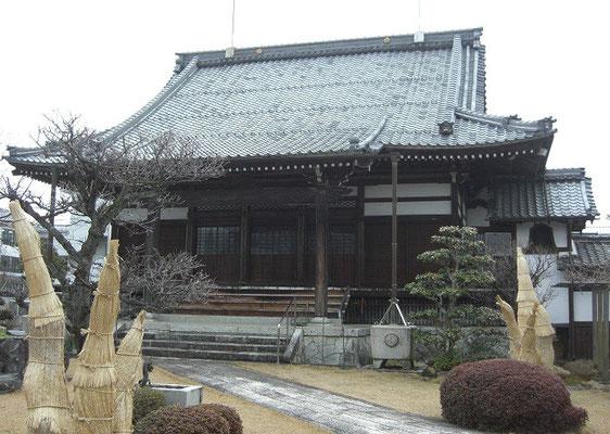 広済寺本堂