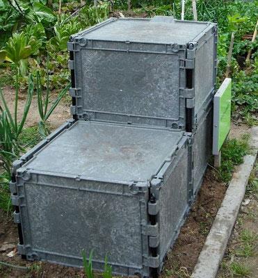 COMBOX es un compostador que se adapta a tus necesidades.