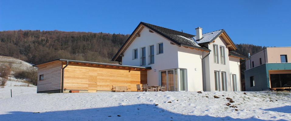 Neubau Einfamilienhaus Gratwein