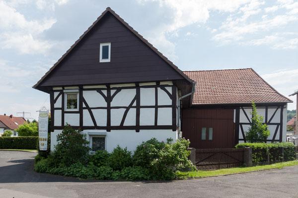 Das alte Küsterhaus in Lenglern