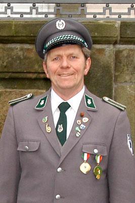 Ehrenkassierer Manfred Wulf