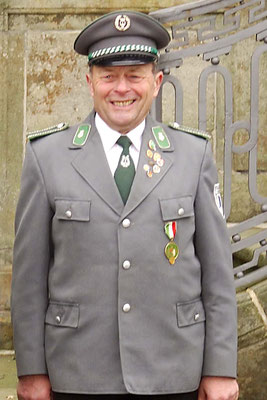Ehrenmitglied Hans-Josef Kleinschnittger