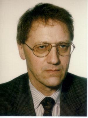 Ehrenvorsitzender Helmut Münster