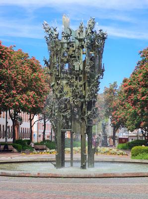 Mainz Fastnachstbrunnen