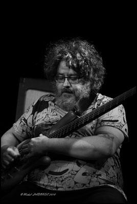 Heddy Boubakker;  Un pavé dans le Jazz, Toulouse 20/01/2018