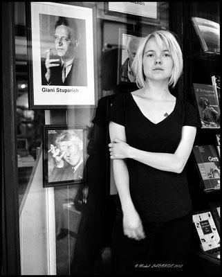 Cécile Coulon, 14 juin 2012