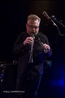 Jean-Marc Foltz,  Jazzdor Strasbourg 16/11/2018