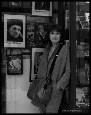 Michèle Lesbre, 9 avril 2015