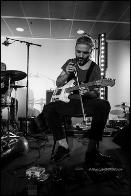 Nicolas Lafourest, Jazzèbre Perpignan, 13/10/2018