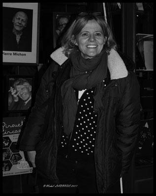 Florence Aubenas, 20 mars 2017