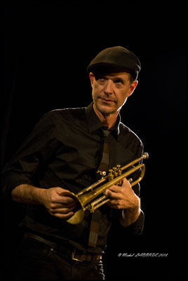 Darren Johnston, Jazzdor Strasbourg 13/11/2018