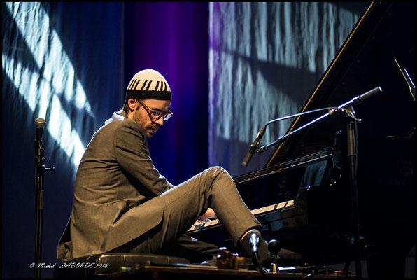 David Helbock, Jazzdor Strasbourg 18/11/2018