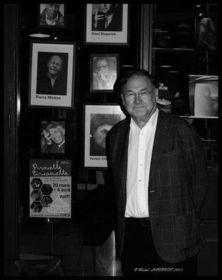 Jean-Pierre Lebrun, 5 avril 2017