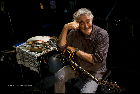 Fred Frith, Jazzdor Strasbourg 13/11/2018