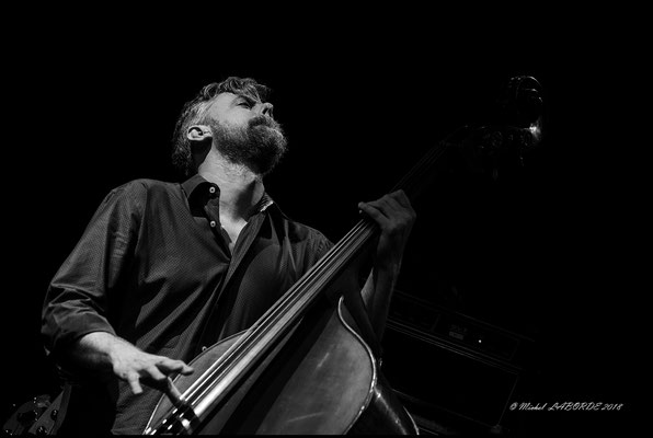 Chris Lightcap; Europajazz Le Mans 2/5/2018
