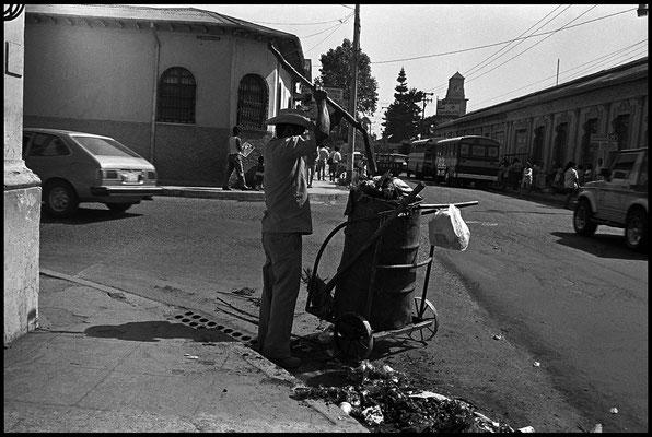 La Antigua Guatemala janvier 1992