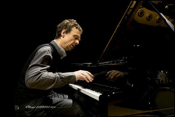 Pierre de Bethmann, Jazzdor Strasbourg 14/11/2018