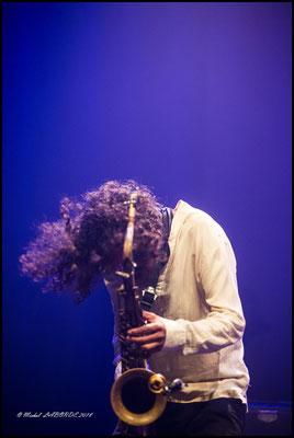 Idris Rahman, Jazzèbre Perpignan, 11/10/2018