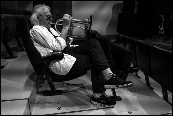 Enrico Rava; Astrada Marciac 07/08/2018