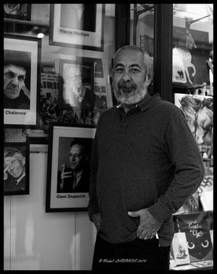 Leonardo Padura, 25 septembre 2014