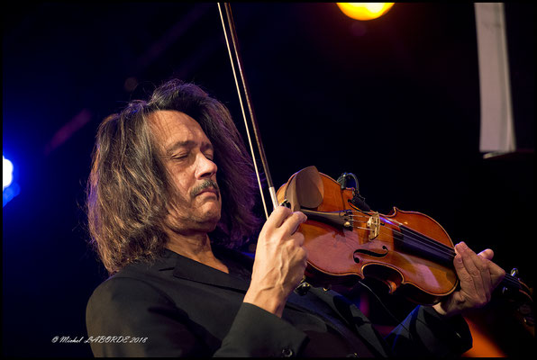 Dominique Pifarély,  Jazzdor Strasbourg 17/11/2018